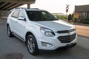 2017 Chevrolet Equinox Premier Only 10000KM Langley Location!