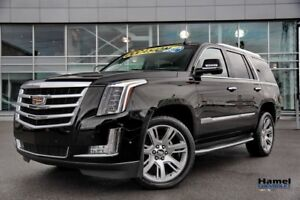 2017 Cadillac Escalade JANTES 22, TOIT OUVRANT, TV DVD, NAVIGATI