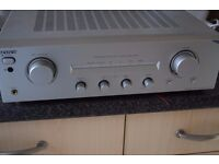 SONY STEREO INTEGRATED AMP 160W CAN BE SEEN WORKING
