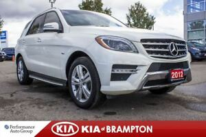 2012 Mercedes-Benz M-Class ML 350. BLUETEC. ROOF. NAVI. CAMERA.