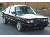 1988 BMW E30 320i Coupe, Black, 2 Owners, Full History