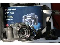 Panasonic FZ38 Digital Camera 12.1 FULL HD