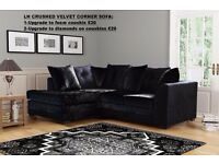 VELVET CORNER or 3+2**BRAND NEW**EXPRESS DELIVERY**MADE IN UK