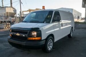 2010 Chevrolet Express 1500 Outfitted Work Van! Langley!