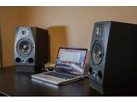 Adam A7X studio monitors (pair) // IN-BOX // NEAR PERFECT CONDITION
