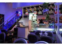 Indian Restaurant Established since 1976 - For Sale