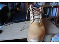 Redwood Safety Boot Steel Toe Cap, Used but still have years of wear.