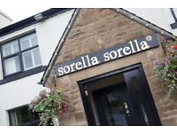 Chefs required at Sorella Sorella Italian restaurant