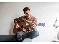Professional and fun GUITAR or DRUM LESSONS in London, Rock/Pop/Indie/Acoustic - 1ST LESSON IS FREE