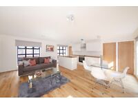 Large, 2 double bedroom new build apartment with balcony and bike store close to Oval station