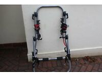 Bike rack for attachment to rear windscreen/boot - three bikes