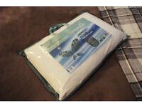 Memory Foam Airflow Pillow (Snuggledown) -see details