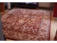 REDUCED - LARGE QUALITY RUG