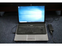 HP 530 Laptop running Windows 10 (version 1803 activated with COA)