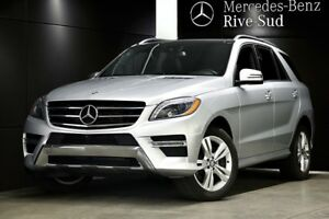 2015 Mercedes-Benz M-Class ML350 BlueTEC 4MATIC, BI-XENON