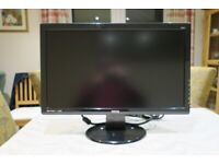 BenQ model GW2255 computer monitor