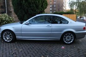 BMW 3 Series 2.2 320Ci SE 2dr - Good Condition, Low Mileage for Age, MOT until May 2018