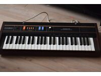 CASIO CT-101 KEYBOARD MADE IN JAPAN/POWER CABLE/CAN BESEEN WORKING
