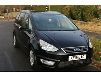 Ford Galaxy 2015 LOW MILEAGE A++ Condition