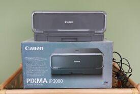 Canon Pixma iP3000 Printer