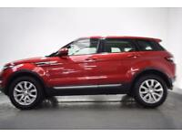LAND ROVER RANGE ROVER EVOQUE 2.2 ED4 PURE TECH 5d 150 BHP (red) 2014