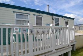 Beautifully located caravan in RYE HARBOUR holiday caravan park in East Sussex