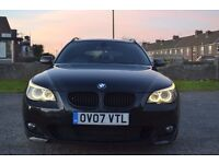 BMW 525d Touring M Sport Facelift LCI Start Stop 5 series