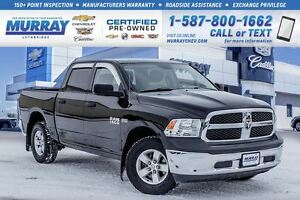 2013 Ram 1500 **Low kms!  Locally Owned!**
