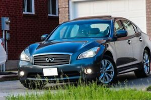 Infiniti M37X 2011 perfect condition (safety) no accidents