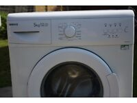 BEKO 5KG WASHING MACHINE IN GOOD CLEAN WORKING ORDER AND PAT TESTED