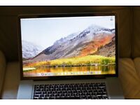 used MacBook Pro a1297 17 inch 2011 model