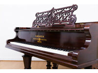 Magnificent Bechstein Model V Grand Piano