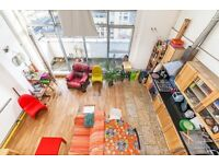 MUST SEE 3 BEDROOM WAREHOUSE CONVERSION IN DALSTON AVAILABLE MID AUGUST