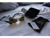 Brand NEW Julbo Explorer sunglasses with polarised Cameleon Lenses (cat 2 - 4), White frames
