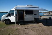 Ford Transit Motorhome Caves Beach Lake Macquarie Area Preview
