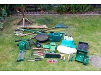 Garden Equipment Various Items