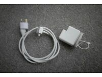 Original Genuine Apple 60W MagSafe 2 Power Adapter Charger for MacBook Pro 13'' with Retina Display
