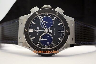 Hublot Classic Fusion Chronograph Bol d'Or Mirabaud Limited Edition to 76 New !