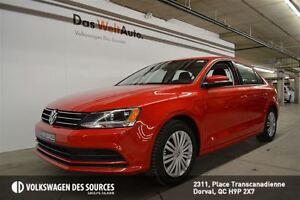 2015 Volkswagen Jetta 2.0L Trendline+, BLUETOOTH, BACK-UP CAM