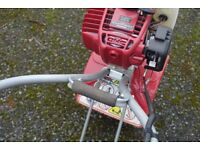 Mantis Deluxe 4 - stroke tiller/cultivator with kickstand. Little used.