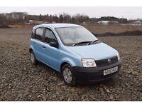 Fiat Panda, MOTed, Nice, Clean, Blue, Cheap