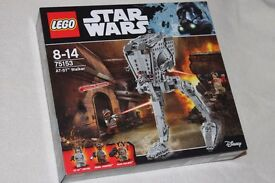 LEGO STAR WARS AT-ST WALKER (ROGUE ONE) inc 3 minifigures (75153) NEW IN BOX