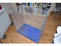 pet rat chinchilla big cage