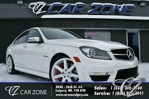 2012 Mercedes-Benz C-Class C63 AMG, Performance Package, 19 Nich