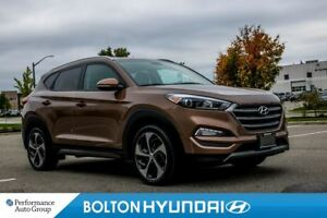 2016 Hyundai Tucson Premium 1.6. AWD. Bluetooth. Htd Seats. Came