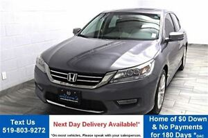 2013 Honda Accord TOURING w/ NAVIGATION! LEATHER! SUNROOF! HEATE