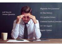 UK Qualified Expert - Essay /Assignment /Coursework /Dissertation/Programming/ HNC/ HND/ BTEC- Help