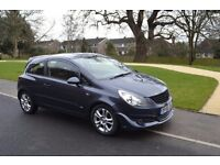 Vauxhall Corsa SXi 1.2 A/C, new front tyres, 12months MOT, Perfect condition.