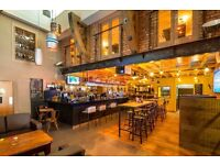 Part-Time Bar & Waiting Staff Constitution Bar - Shore Area - Leith