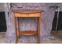 Mahogany Occasional Side Table £45.00 Are Best Offer